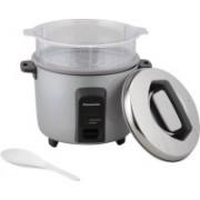 Panasonic Panasnic SR-Y18FHSPMS Electric Rice Cooker(4.4 L, Silver)
