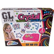 Grafix RMC Make Your Own Crystal Tattoos Body and Jewellery Set Toy