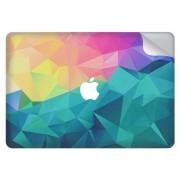 Grafisch design sticker voor de MacBook Pro 13.3 inch