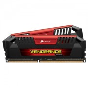 Memorie Corsair Vengeance Pro 8GB (2x4GB) DDR3 PC3-12800 CL9 1.5V 1600MHz Dual Channel Kit, Black/Red, CMY8GX3M2A1600C9R