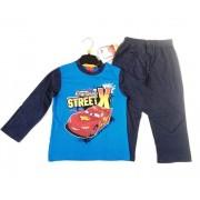Pijama albastra Cars 3-8ani