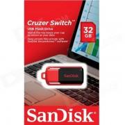 sandisk cruzer switch Unidad flash USB 2.0 de 32GB con software secureaceess-SDCZ52-032G