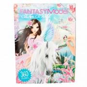 TOPModel fantasy ontwerp boek deluxe
