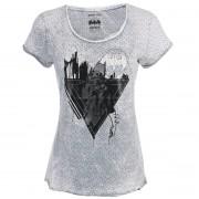 tricou cu tematică de film femei Batman - LIGHT GREY - - 181G2T008-A118