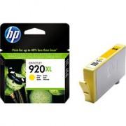 Hewlett Packard HP inktpatroon Nr. 920XL geel (CD974AE)