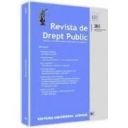 Revista De Drept Public Nr. 1 2015