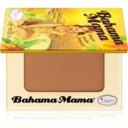 theBalm Bahama Mama bronzer, fard de ochi si pudra pentru contur intr-unul singur 3 g