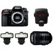 Nikon Dental Kit D7500 + AF-S MICRO 105mm f/2.8G VR + Kit R1С1