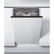 Masina de spalat vase Whirlpool WSIP 4O33 PFE, Incorporabila, 6th Sense, 10 seturi, 9 programe, 45 cm, Clasa A+++