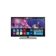 Smart TV LED 55 Philips 55PFG5100/78 Full Hd 3 HDMI 1 USB 120Hz