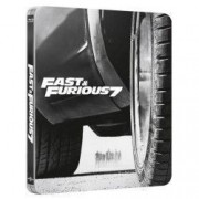 Fast and Furious 7 Blu-ray Steelbook Limited Edition