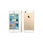 iPhone SE Apple 16GB 4? iOS 9 12MP 3G/4G - Dourad