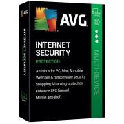 AVG Internet Security 2020 Pełna wersja Pobierz 1 Urządzenie 1 Rok