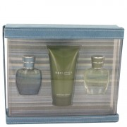 Liz Claiborne Realities Cologne Spray 0.5oz/14.78mL + Graphite Blue 0.5oz/14.78mL + After Shave 2.5oz/73.93mL Gift 514644