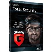 G DATA Total Security 2020 - 5 postes - Abonnement 2 ans
