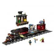 LEGO HIDDEN SIDE Le train fantôme 70424