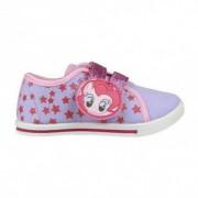 Pantofi sport My Little Pony,mov cu stelute M 24