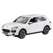 Deliababy Porsche Cayenne Turbo, White