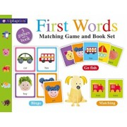 Alphaprints First Words Matching Set 'With Picture Cards', Hardcover/Roger Priddy