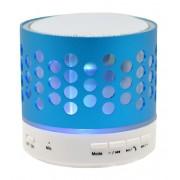 Boxa Portabila iUni DF05, Radio, Aluminiu, Albastru