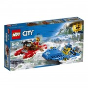 LEGO City wilde rivierontsnapping 60176