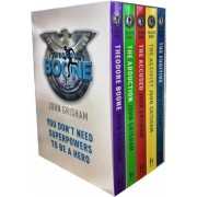 Theodore Boone Series Collection 5 Books Box Set