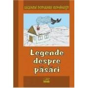Legende despre pasari - Legende populare romanesti