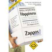 Delivering Happiness: A Path to Profits, Passion, and Purpose, Paperback
