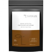 Teatox Life Colon Cleanser and Detox tea Herbal ayurvedic detox tea colon cleansing 50 grams