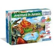 Clementoni Aventura in Jurasic Taramul dinozaurilor