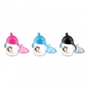 AVENT Premium magična šolja 340ML (crna, plava, roze) SCF755/00