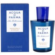 Acqua di Parma Blu Mediterraneo Mandorlo di Sicilia gel de ducha unisex 200 ml
