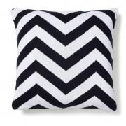 La Forma Sierkussen Bixie zwart/wit 100% katoen (45 x 45 cm)