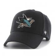 NHL SAN JOSE SHARKS 47 MVP