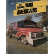 Vans Les fabuleux vans américains - Alberto Martinez - Livre