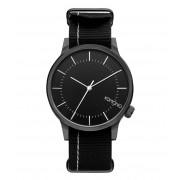 KOMONO Horloges Winston Regal Zwart
