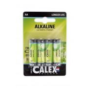 Calex 133118 Alkaline Batteri 1,5V LR6/AA, blister 4 pk.