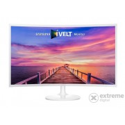 "Monitor curbat Samsung C32F391FW 32"" LED, alb"
