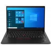 "Ultrabook Lenovo ThinkPad X1 Carbon (Gen. 8) (Procesor Intel® Core™ i5-10210U (6M Cache, up to 4.20 GHz), Comet Lake, 14"" FHD, 16GB, 512GB SSD, Intel® UHD Graphics, FPR, Win10 Pro, Negru)"