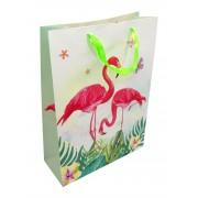 Kesa ukrasna XL OP1146 Flamingo