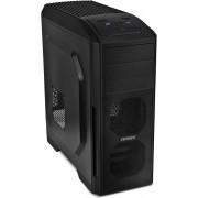 Antec GX500 Midi-Toren Zwart computerbehuizing