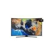Ultra HD TV LED 49'' Curva Samsung, 4K, 3 HDMI e 2 USB, Wi-Fi - UN49MU6300G
