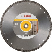 Bosch dijamantska rezna ploča Expert for Universal Turbo 350 x 20/25,40 x 2,2 x 12 mm - 2608602580