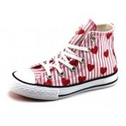 Converse All Star sneaker hartjes Roze CNN93