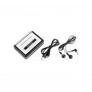 Le Qi Fidelidad de la señal de cinta de cassette del USB al convertidor MP3 Walkman Walkman máquina de casete estéreo