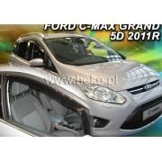 Paravanturi Geam Auto FORD FOCUS C-MAX an fabr. 2011- ( Marca Heko - set FATA + SPATE )