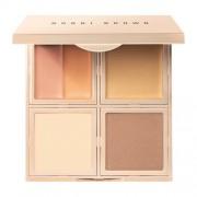 Bobbi Brown Paletă Iluminatoare pentru ten cu un aspect perfect (Face Palette) 10,4 g 03 Sand Essential