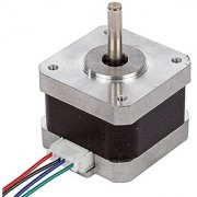 4pcs Nema 17 4.2 Kg-cm Bipolar Stepper Motor CNC Robotics DIY Projects 3D Printer