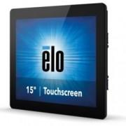 """Монитор Elo E334335 ET1590L-2UWB-0-MT-ZB-NPB-G, 15""""(54.61 cm), TN LED панел, XGA, 5ms, HDMI, DisplayPort, VGA, черен"""