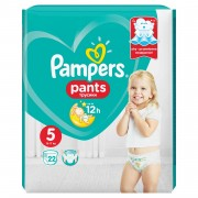 Scutece Active Baby Pants 5 Pampers, 12-17 kg, 48 buc